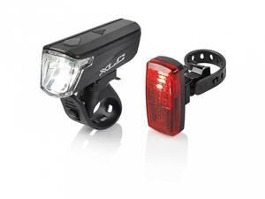 Bilde av XLC Light set Capella CL-S20 Black