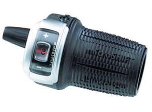 Bilde av Microshift Girsjalter m/Display 7 speed